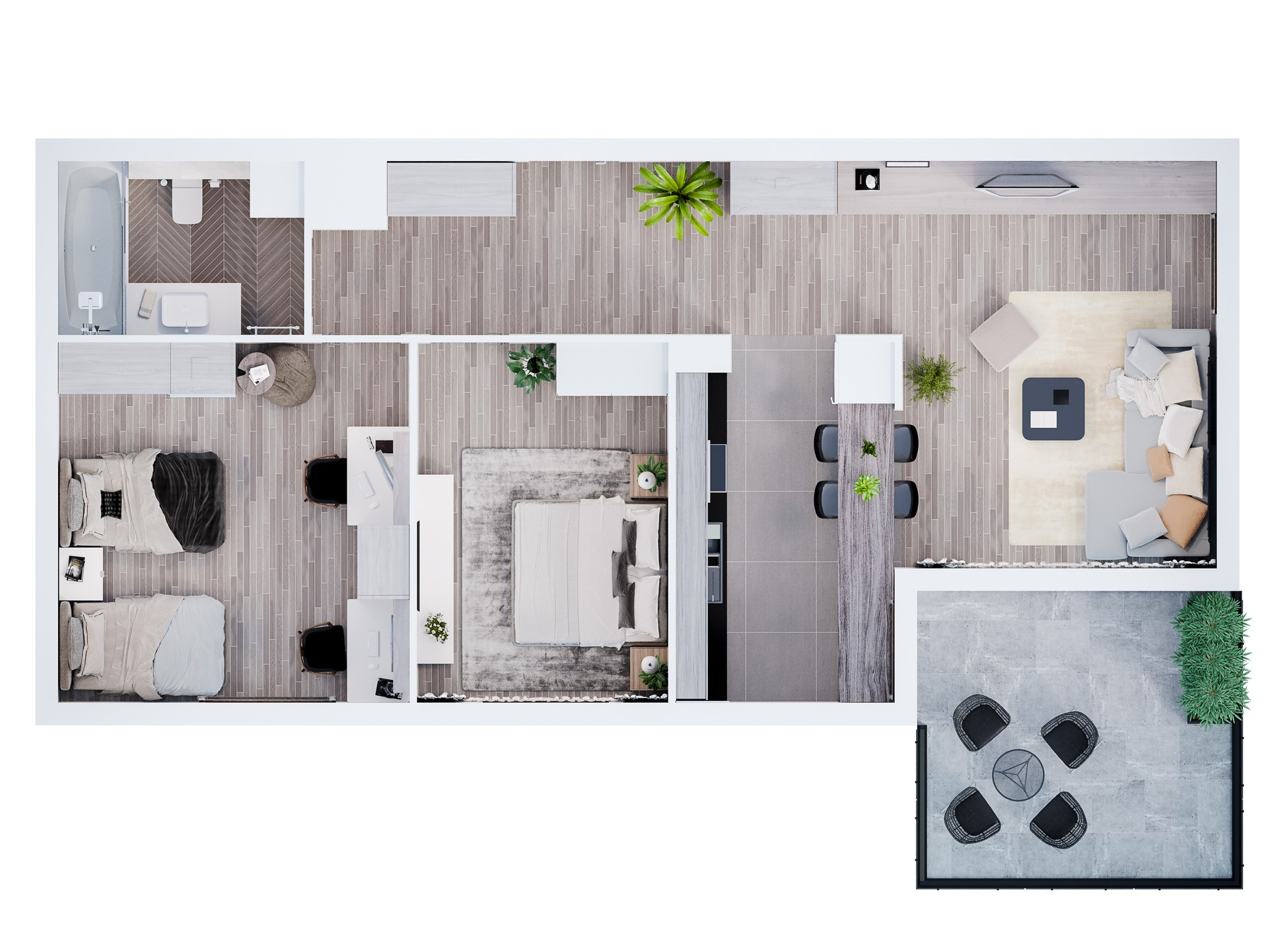 Mieszkanie J-9